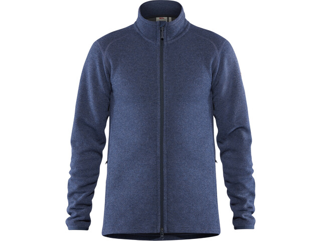 Fjällräven High Coast Suéter Re-Wool Hombre, navy